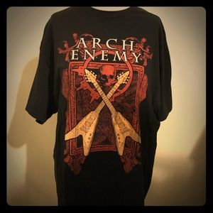 Other - Arch Enemy band 2008 tour T-shirt